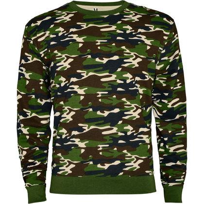Мъжка блуза камуфлажна С139