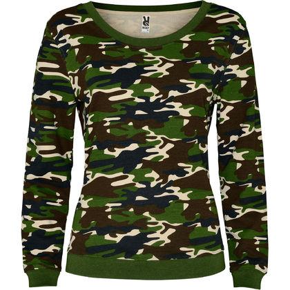 Дамска блуза камуфлажна С159