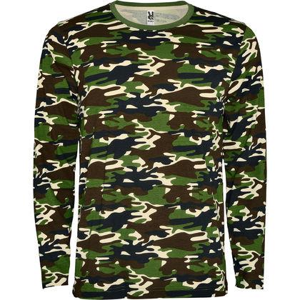 Камуфлажна мъжка блуза С29