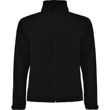 Мъжко яке черно С986