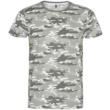 Мъжка камуфлажна тениска С52