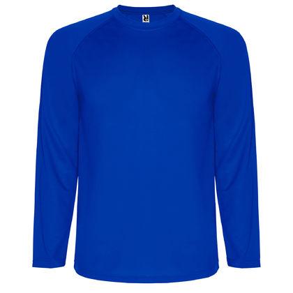 Спортна тениска с дълъг ръкав С484