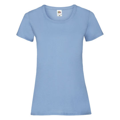 Дамска изчистена тениска С25
