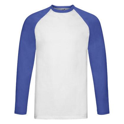 Мъжка тениска с дълъг ръкав С28