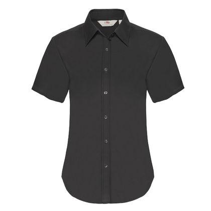 Дамска риза с къс ръкав С40