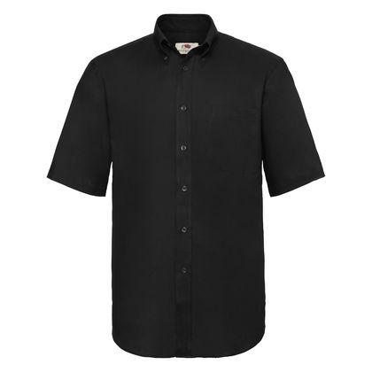 Официална мъжка риза с къс ръкав С41