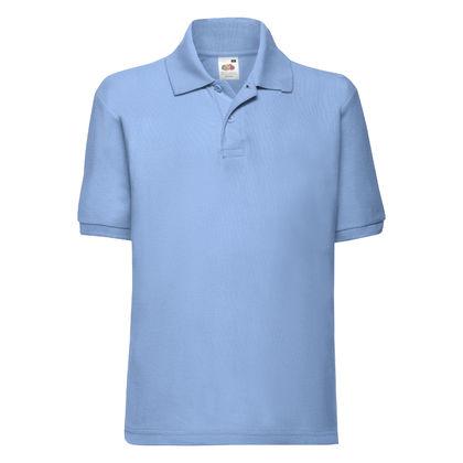 Детска риза с къс ръкав С59