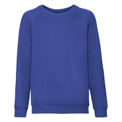 Детска класическа ватена блуза С107-1