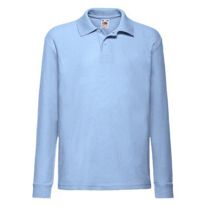 Детска риза с дълъг ръкав С133-1