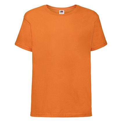 Детска изчистена тениска С393