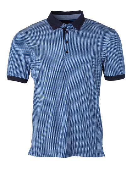 Мъжка риза с ликра В1410