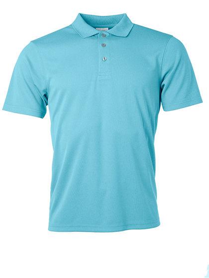 Мъжка спортна риза от полиестер В1425