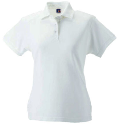 Евтина дамска риза поло пике С403