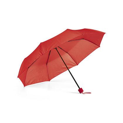 Тройно сгъваем чадър С802