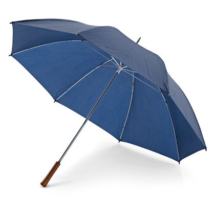 Висококачествен чадър с дървена дръжка С786