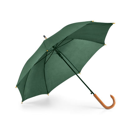 Автоматичен чадър с дървена дръжка С304