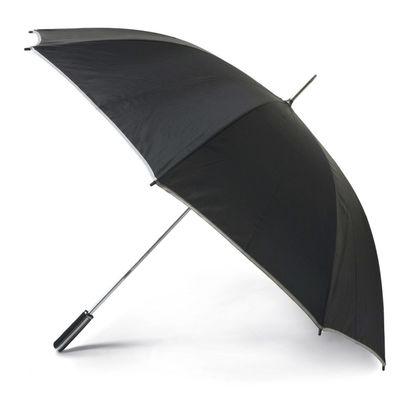 Черен ръчен чадър С785