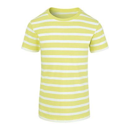 Детска раирана тениска С1041