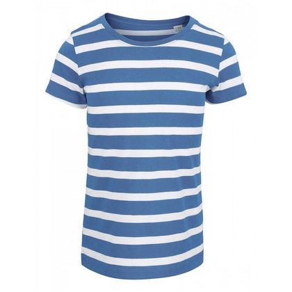 Раирана детска тениска С1042