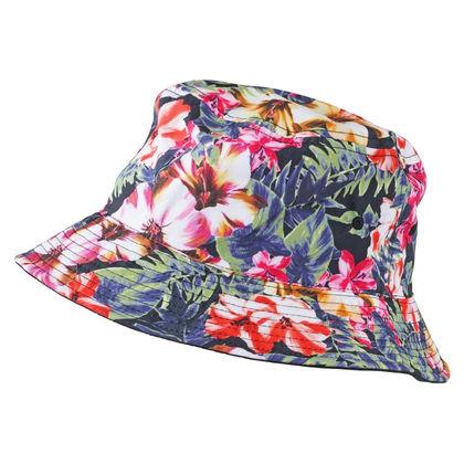 Дамска шарена шапка с периферия С702