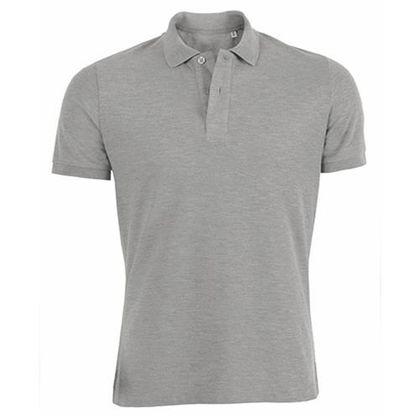 Мъжка риза от органичен памук С771
