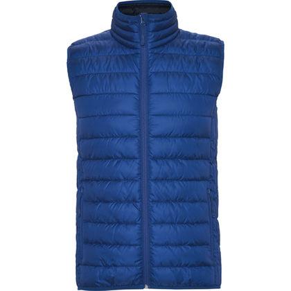 Синьо яке без ръкави С1391-3