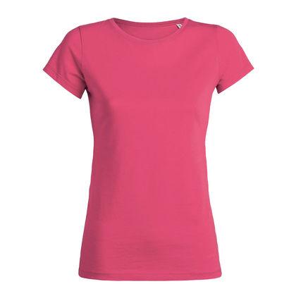 Евтина дамска тениска от органичен памук С1680-2
