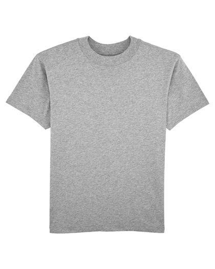 Сива тениска от Био памук С1927