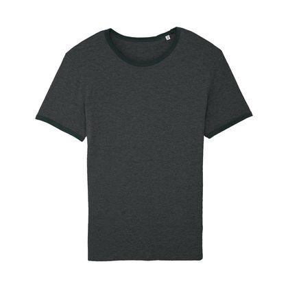 Мъжка тениска меланж С1925