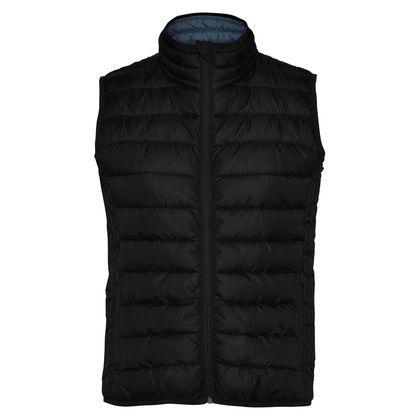 Черно яке без ръкави С1392-2