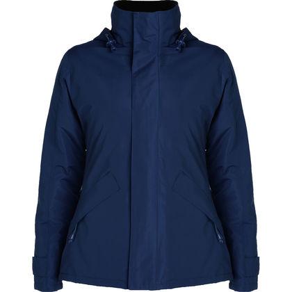 Зимно дамско яке в тъмно синьо С266-2