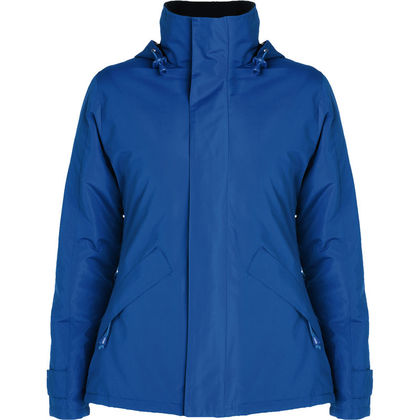 Дамско зимно яке в синьо С266-4