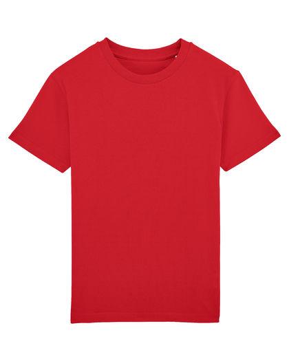 Червена детска тениска С1944-4