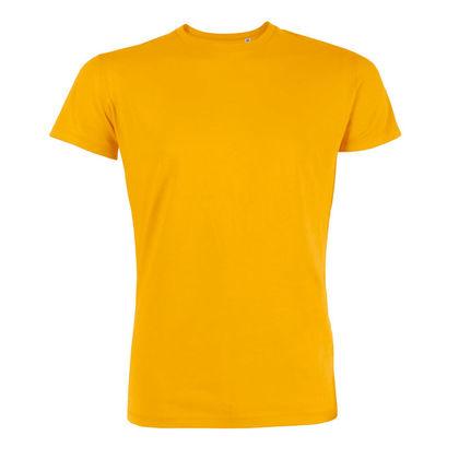 Мъжки тениска жълта С1940