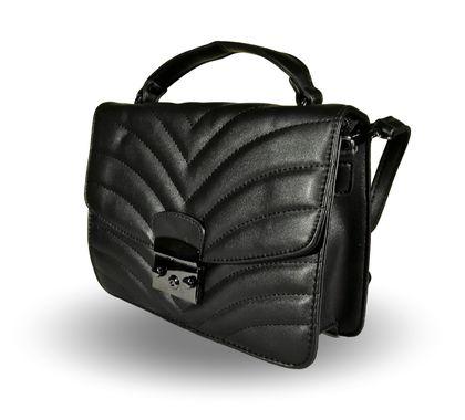 Официална черна чанта Теди