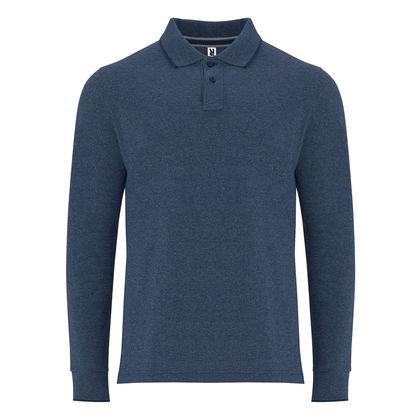 Плътна мъжка риза с дълъг ръкав С1957