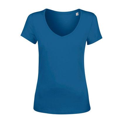Синя спортна тениска С1252-2