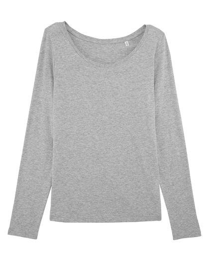 Сива дамска блуза С1920