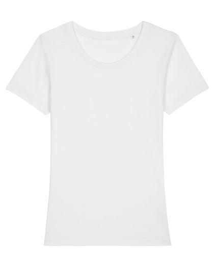 Елегантна тениска от органичен памук С1902