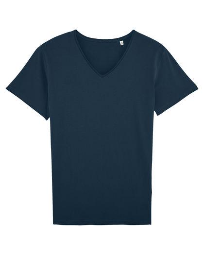 Елегантна тениска с остро деколте С1673-2