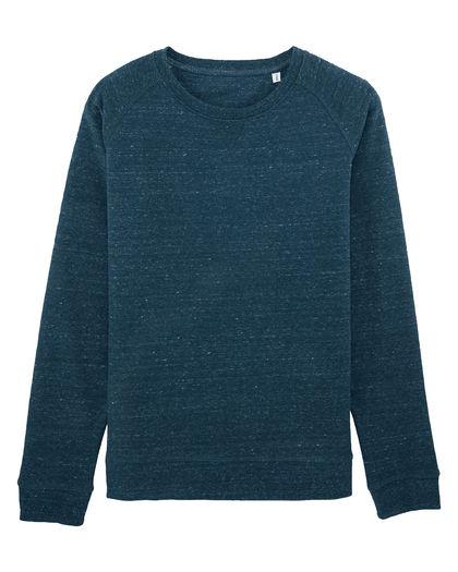 Дамска блуза цвят деним С1528-2