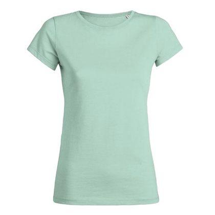 Много мека дамска тениска С1681-2