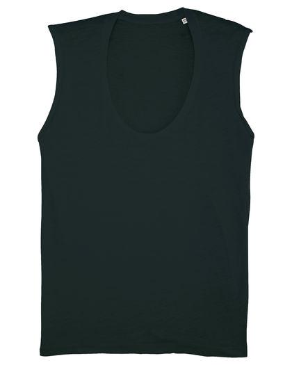 Дамска тениска без ръкави С1982