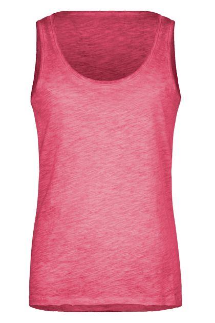 Стилна дамска тениска без ръкав В8017ДН