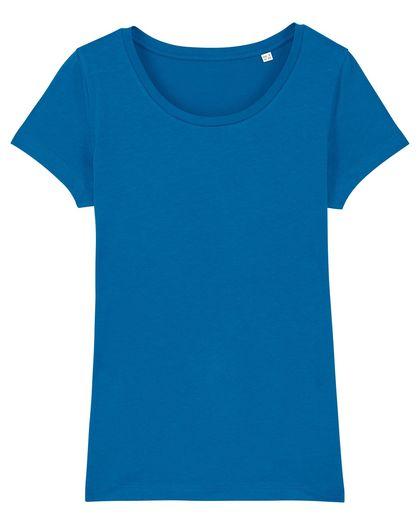 Дамска тениска в синьо С1973