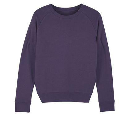 Дамска блуза в лилаво С1961