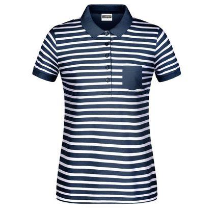 Раирана дамска риза с джоб В8029ДН