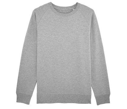 Стилна мъжка блуза в сиво С1962
