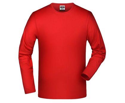 Висококачествена мъжка блуза с ликра В056ДН