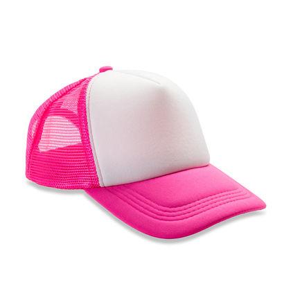 Двуцветна  шапка с козирка С2052